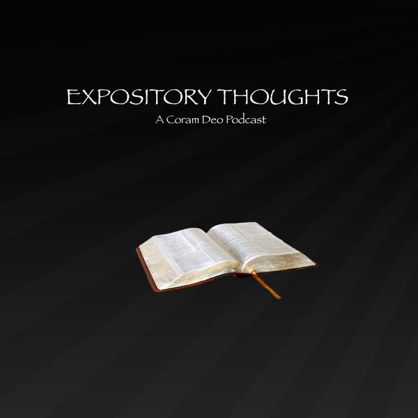 Expository Thoughts